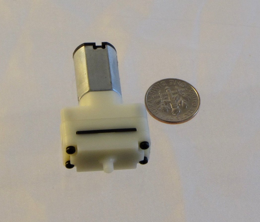 3v Mini Air Diaphragm Dc Pump For Diffusing In Fish Leader Pompa Celup Ecosub 420 Tank Aeration Diffuser Garden Outdoor