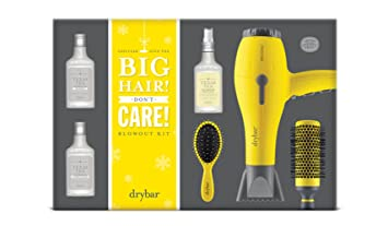 Amazoncom Drybar Big Hair Dont Care Blowout Kit Featuring the