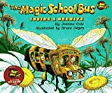 The Magic School Bus Inside a Beehive by Joanna Cole (1996-09-03)