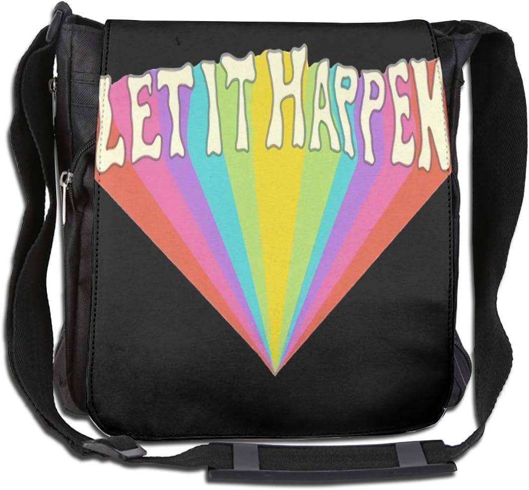 Tame Impal Large Capacity Messenger Bag Shoulder Bag Simple Fashion Personality