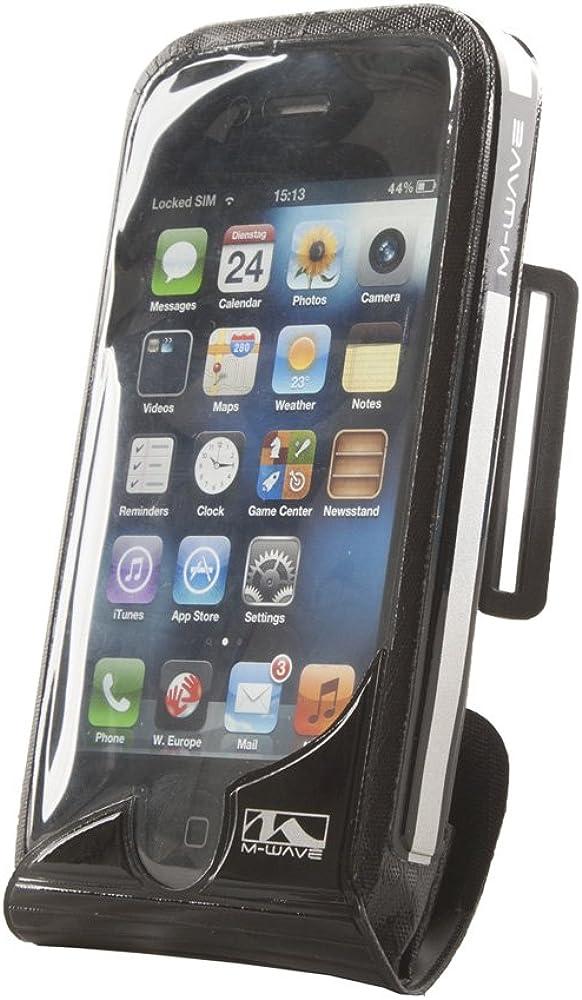 M-Wave Wasserdichte I-Phone/Smartphone-Tasche Soporte Porta ...