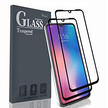 Ferilinso Cristal Templado para Xiaomi Mi 9, [2 Pack][Edición ...