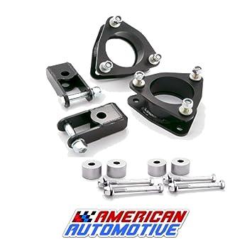 """American Automotive 3,5 """"GM Chevy Silverado Sierra 1500 Acero Ascensor de nivelación"""
