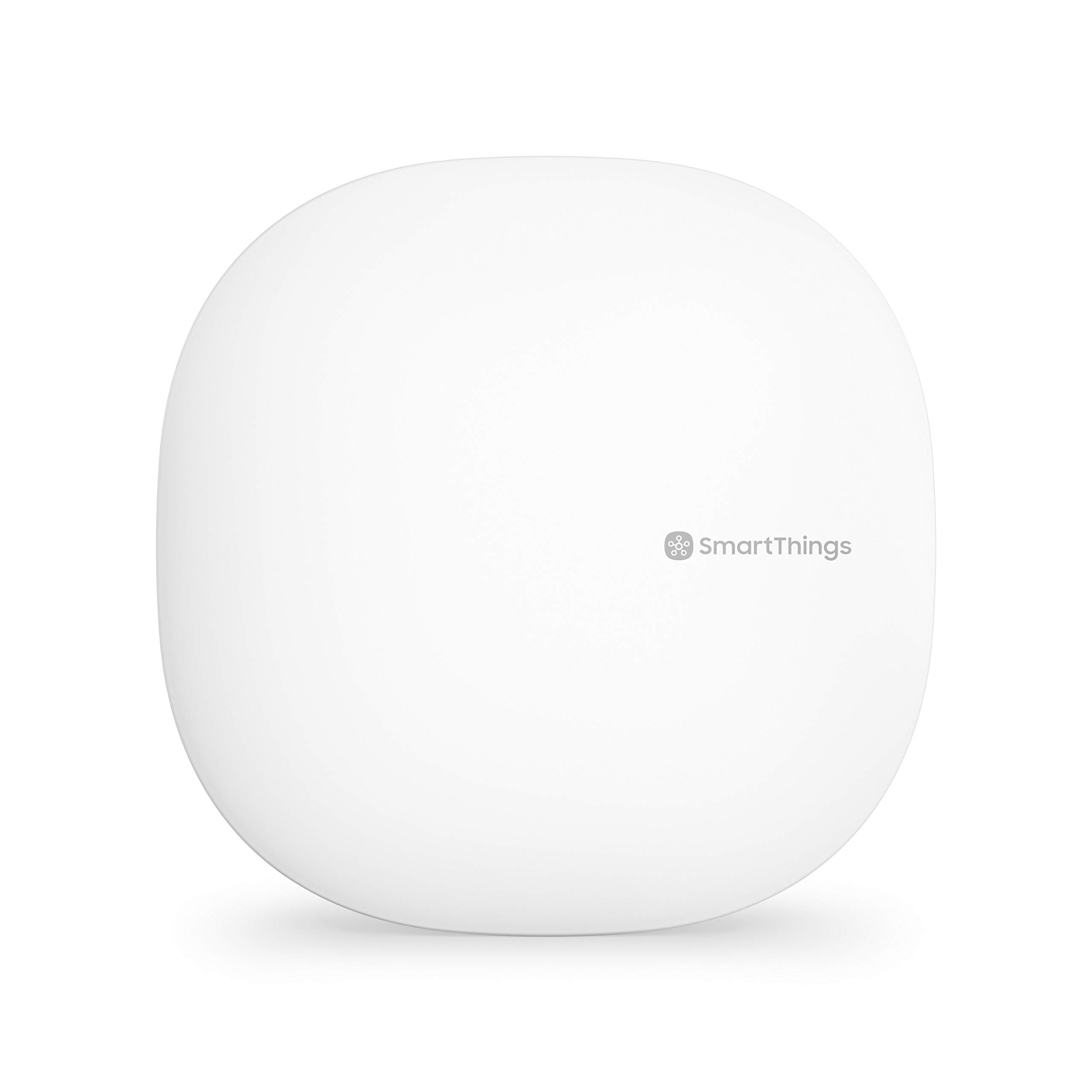 Samsung SmartThings Hub 3rd Generation [GP-U999SJVLGDA] Smart Home  Automation Hub Home Monitoring Smart Devices - Alexa Google Home Compatible  -