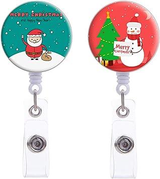 Christmas Dummy Clip BUY 2 GET 1 FREE Dummy Clip Holder The Snowman /& Reindeer