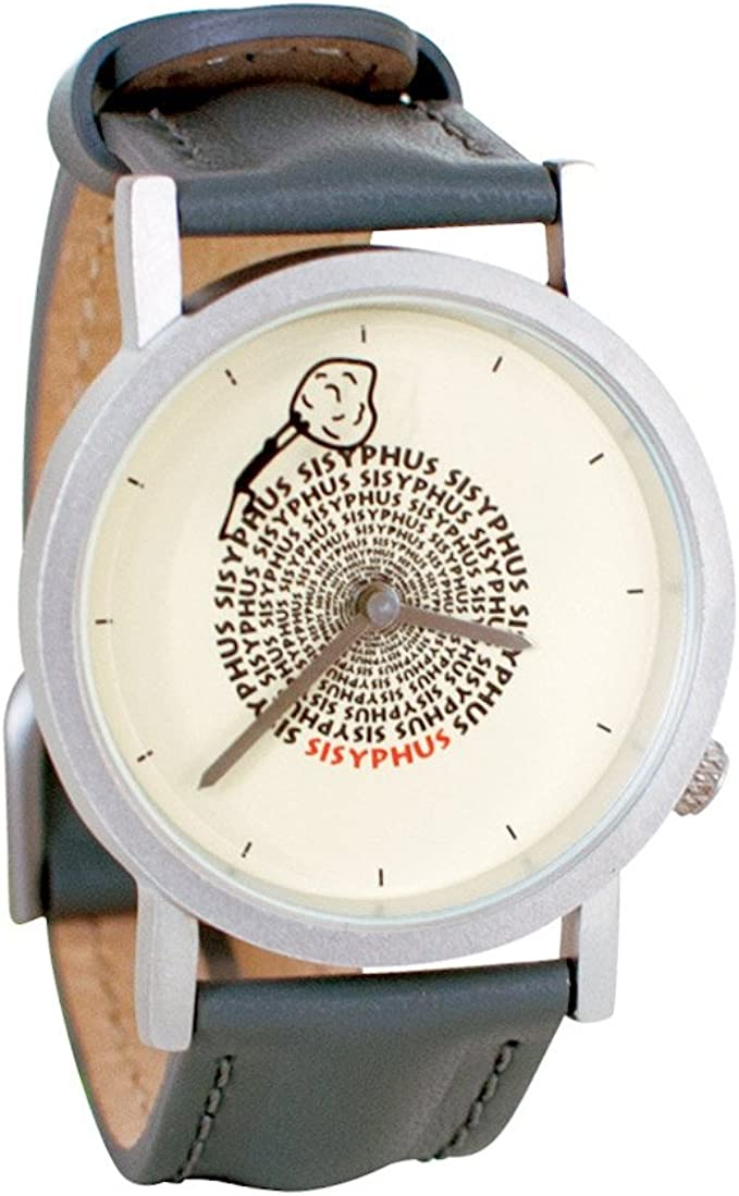 Sisyphus Greek Mythology Unisex Analog Watch