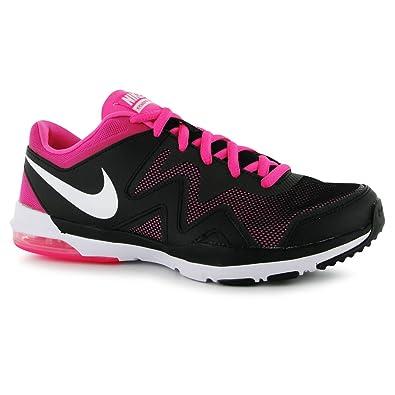 more photos 69c51 fc989 Nike Womens Air Sculpt TR2 Ladies Trainers Black WhitePink UK 5 (38.5)   Amazon.co.uk  Shoes   Bags