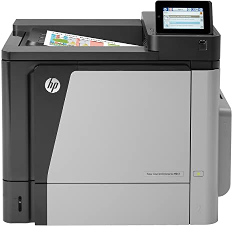 HP Laserjet Enterprise M 651 DN - Impresora Láser Color ...
