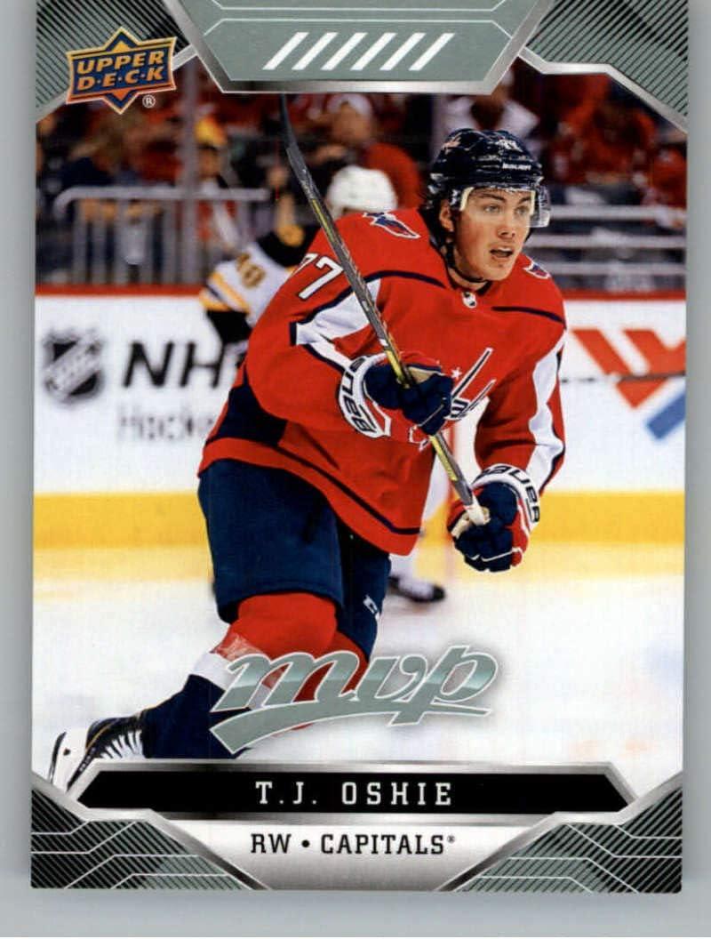 Oshie NM-MT Washington Capitals Hockey 2019-20 Upper Deck MVP #103 T.J