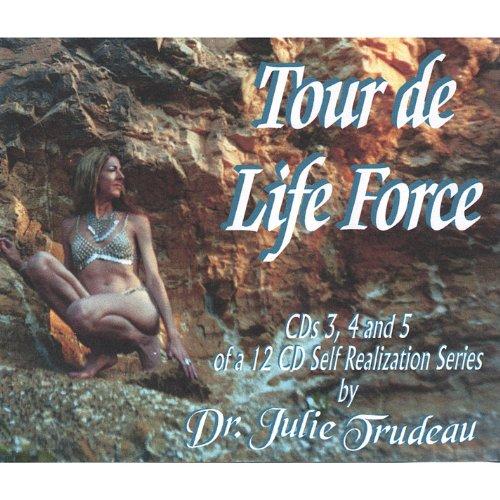 3 Cd Set / Tour De Life Force - Parts 3-4-5 - the Sonic Spectrum Attunements 12 Part Series: Spoken Word Series Concepts & Music (Force Cd)