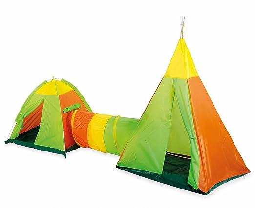 Opinioni per kiduku® tenda gioco per bambini verde castello di