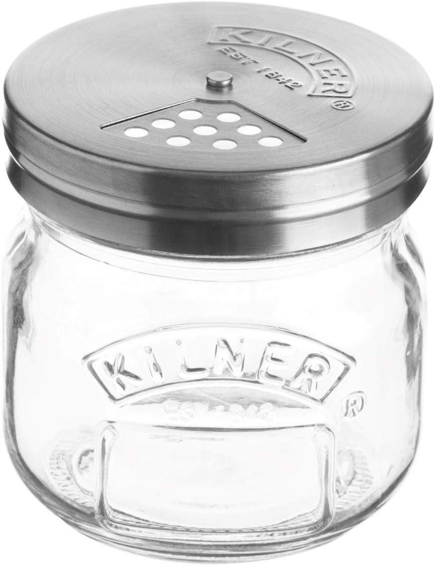Kilner, Storage Jar Shake Lid 250mL