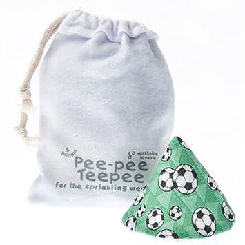 Amazon.com: Pee-pee Tipi Soccer Verde – Bolsa para la colada ...