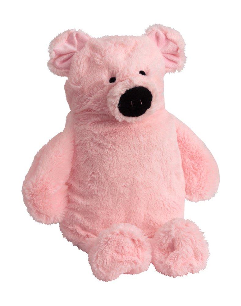 Doggles Pet Dog Cat Indoor Play Milk Jug Pink Pig