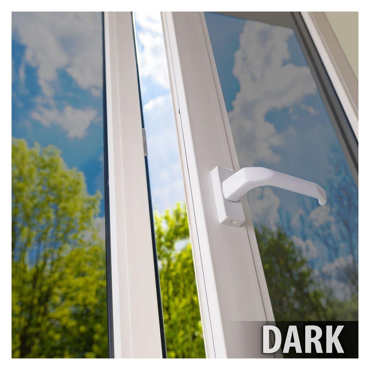 BDF S15 Window Film One Way Mirror Silver 15 (Dark) - 48in X 100ft by Buydecorativefilm (Image #5)