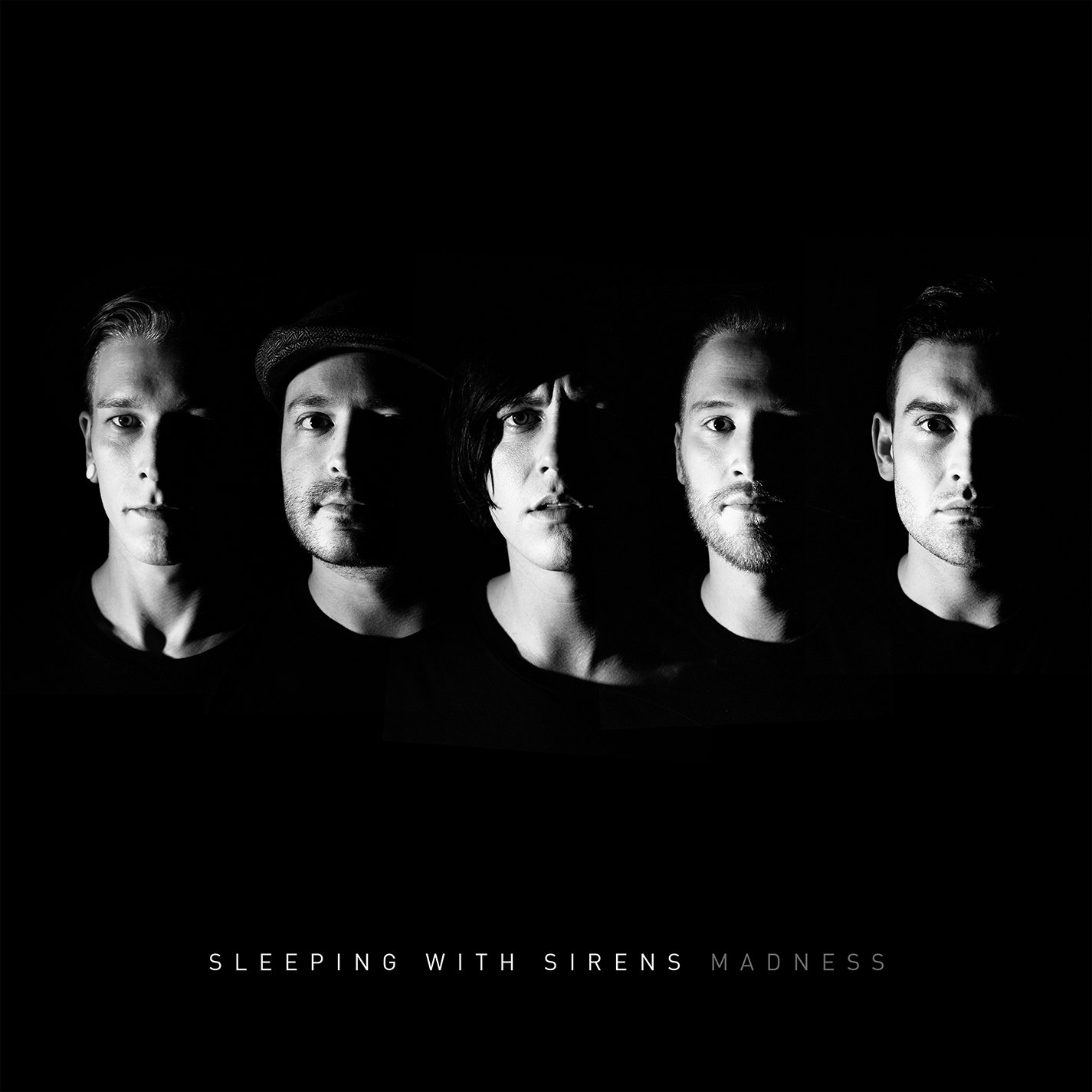 CD : Sleeping with Sirens - Madness [Explicit Content] (CD)
