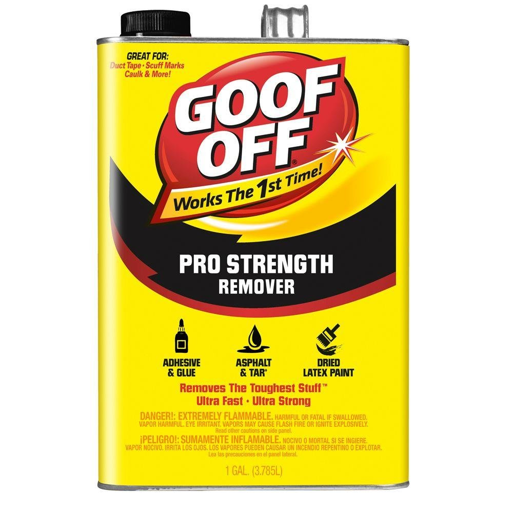 Goof Off 1 gal. Professional Strength Remover
