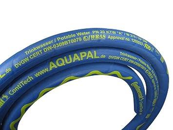 Trinkwasserschlauch AQUAPAL® Wasserschlauch verschiedene Größen METERWARE