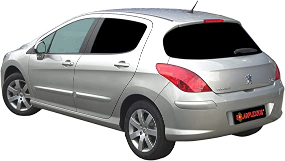Auto sol protección Peugeot 308 Limo 5 puertas Bj. 08 - 13 art. 25520 - 3: Amazon.es: Coche y moto