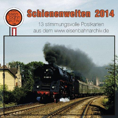 Kalender Schienenwelten 2014