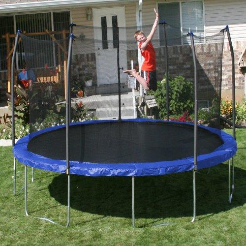 Skywalker Trampolines 12-Feet Round Trampoline And