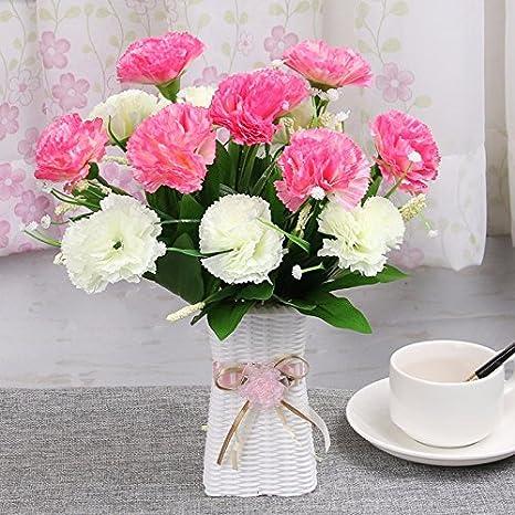Emulazione giardino di fiori Fiori confezionati piccolo soggiorno ...