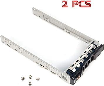 """600GB 10K SAS 2.5/"""" SAS HARD DRIVE FITS DELL SERVER R610 R620 R630 R710 R720 R730"""