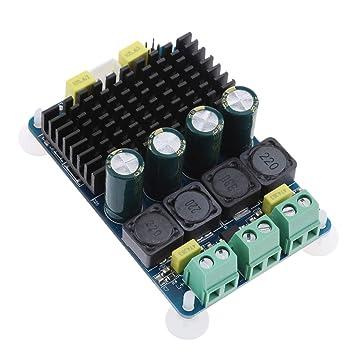 D DOLITY TDA7498 DC Tablero de Amplificador de Potencia de Audio Sonido Repuestos de Mejoramiento para