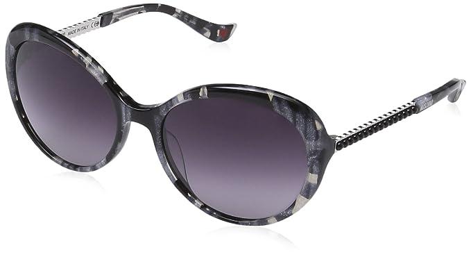 Womens MO776S Rectangular Sunglasses Moschino 0WQRLXhH