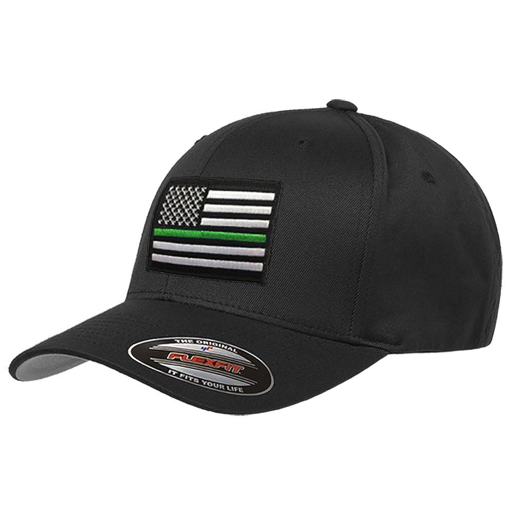 4a4adb09 Thin Green Line Flexfit Hat