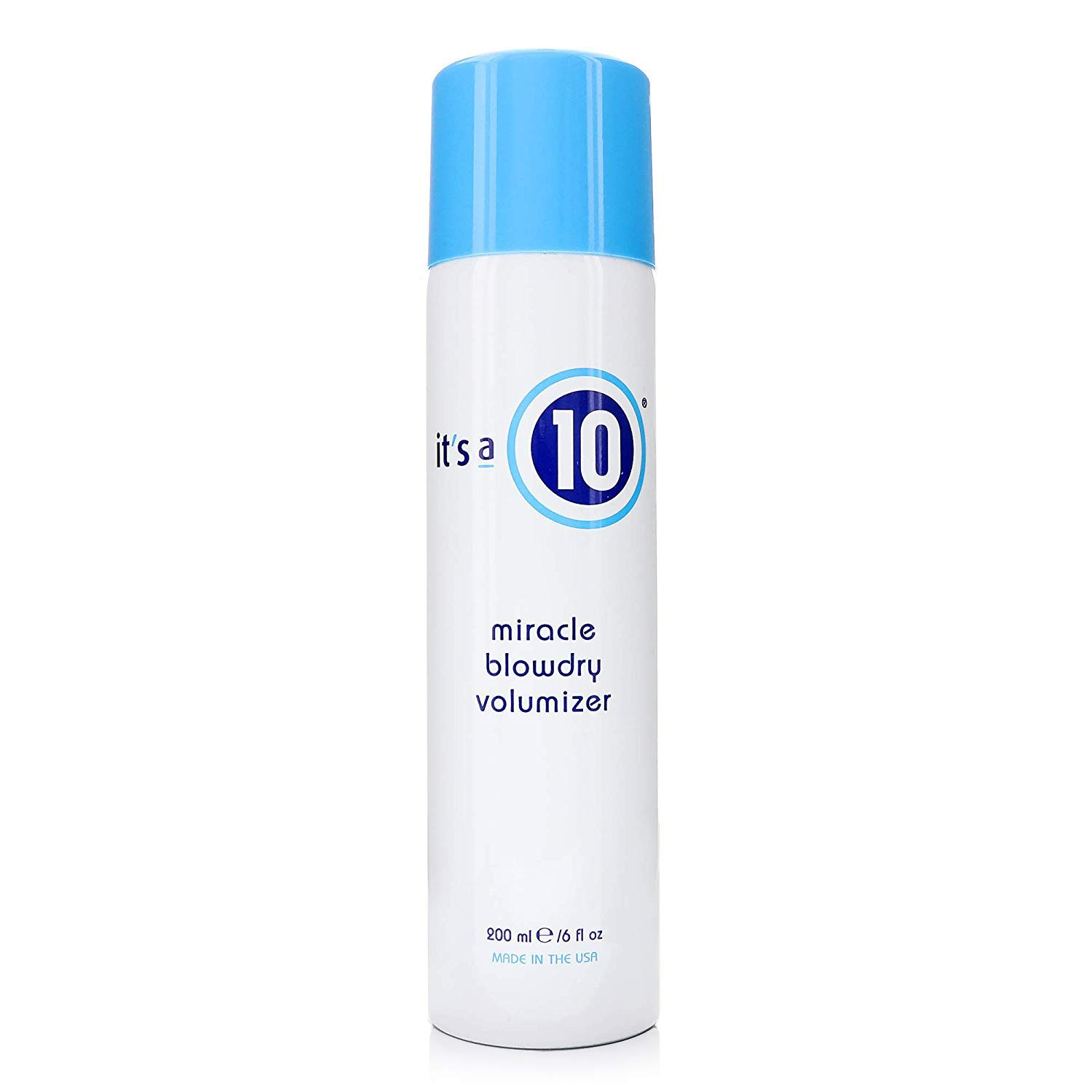 It's a 10 Haircare Miracle Blowdry Volumizer, 6 fl. oz.