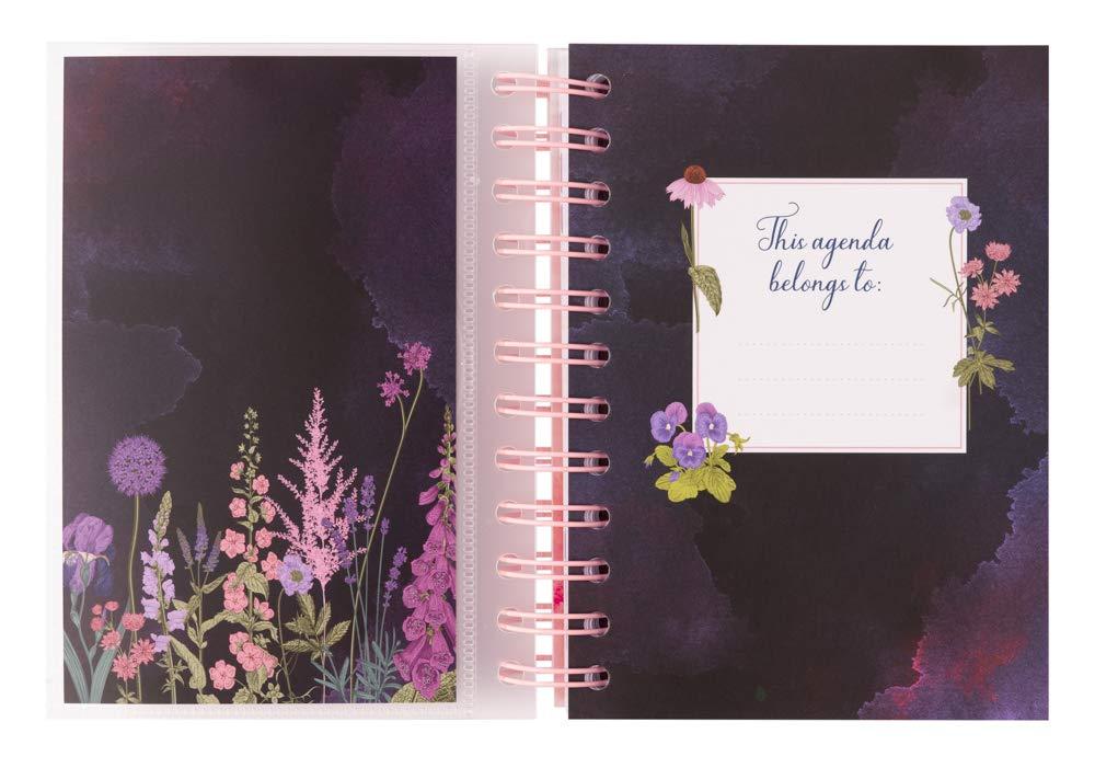 ERIK - Agenda anual 2020 Botanical, día página (11,4x16 cm)