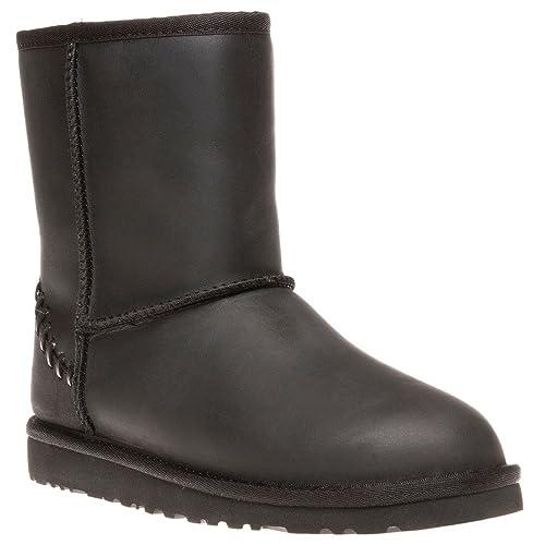UGG Australia Classic Short Deco, Botines Unisex Niños: Amazon.es: Zapatos y complementos