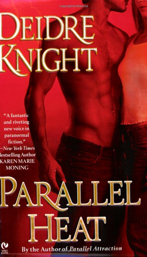 Parallel Heat (Midnight Warriors, Book 2)