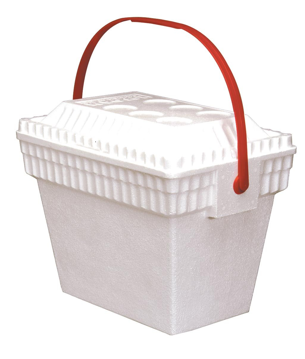 Lifoam 3552 Styrofoam Cooler Collection Picnic Chest with Handle
