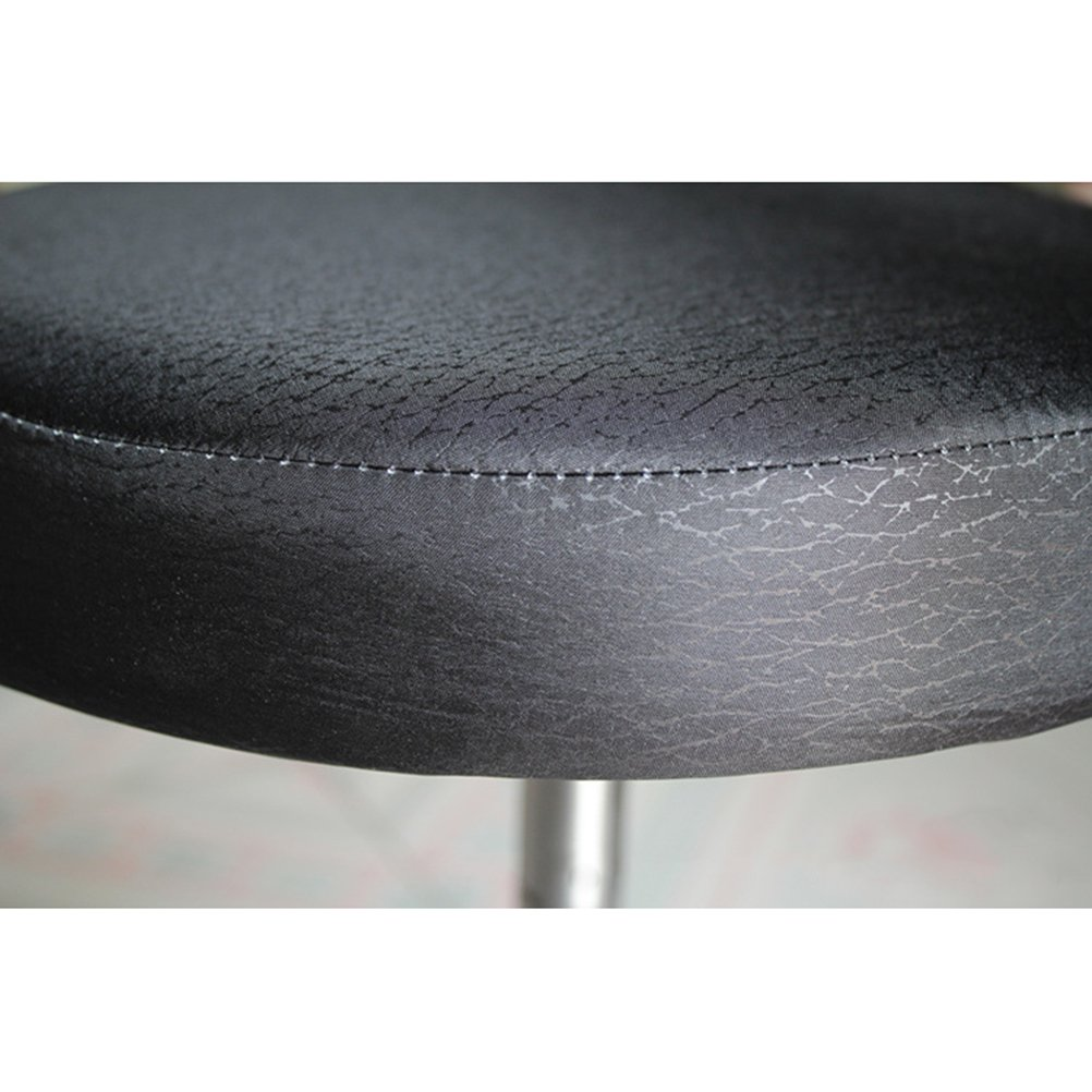 VORCOOL Housse de protection pour tabouret rond en coton /épais et /élastique Diam/ètre 33 cm
