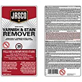 Jasco QJBV00102 Varnish and Stain Remover, 1-Quart