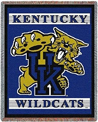 University Of Kentucky Mascot Stadium Blanket