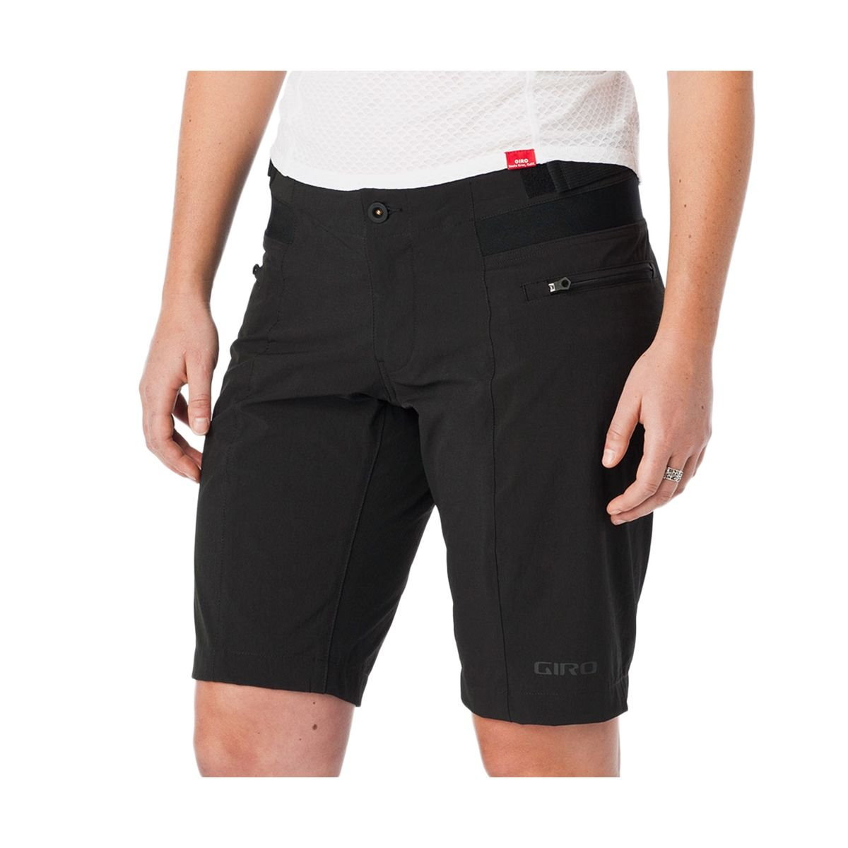 Giro Truant Cycleshort Women Black Size 8 2016 Men Bike Undershorts   B015T7EJOQ