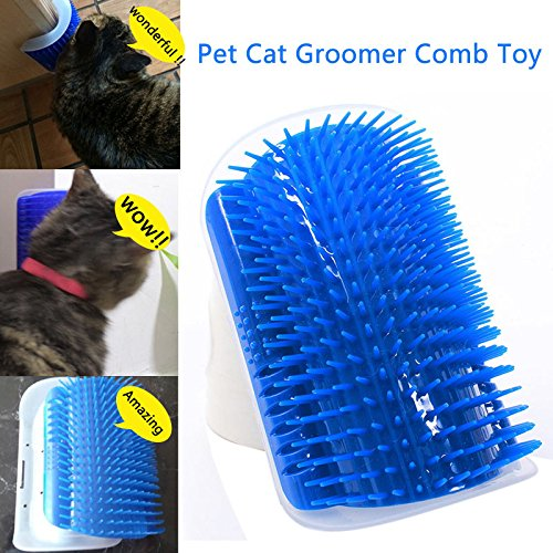 self grooming cat brush - 3