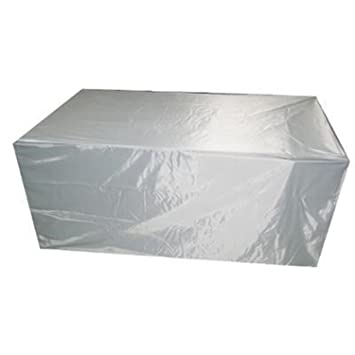 Hespéride Housse pour Table Haute - 180 x 100 x H. 120 cm.: Amazon ...