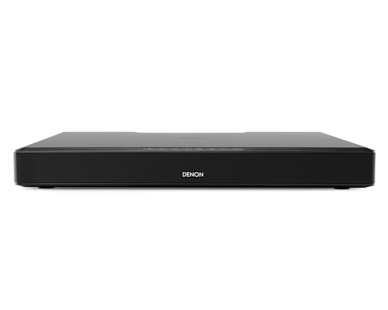 Denon DHT-T110 Barra de sonido para TV (3.5mm, aptX, Bluetooth)
