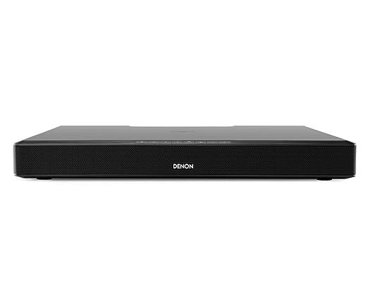 3 opinioni per Denon DHT-T110BKE2GB Sistema di diffusione sonora per TV, Nero