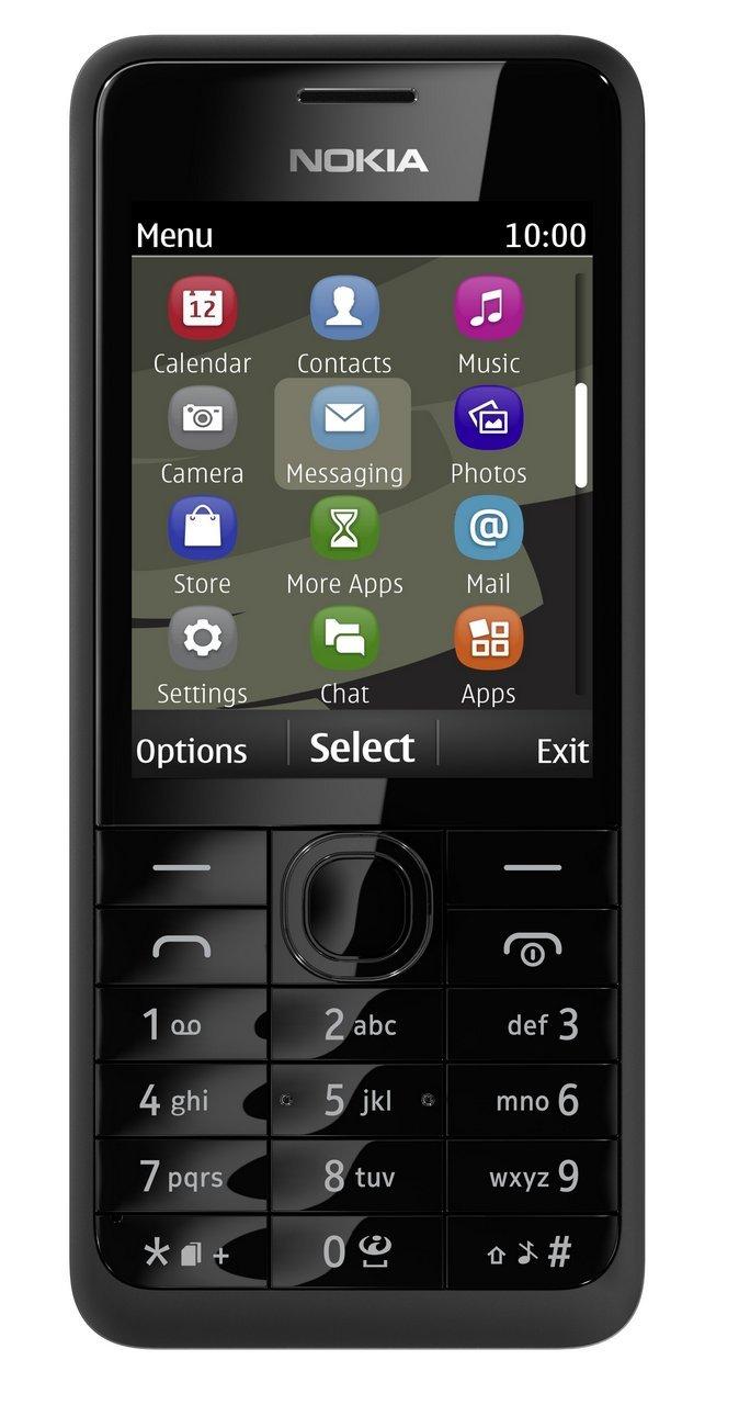 T�l�phone GSM NOKIA 301 NOIR
