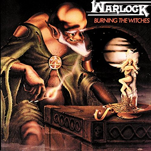 CD : Warlock - Burning The Witches