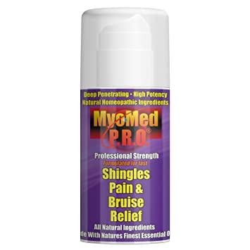 Best Shingles Treatment Cream for Pain Relief  Essential Oil Topical  Formula Provides Maximum