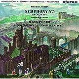 メンデルスゾーン:交響曲第3番 スコットランド 他