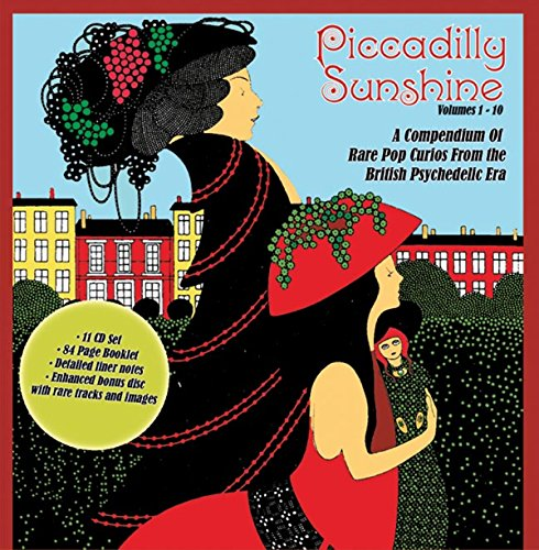 Piccadilly Sunshine Volumes 1-10: A - Comp 1 And 2 Comp