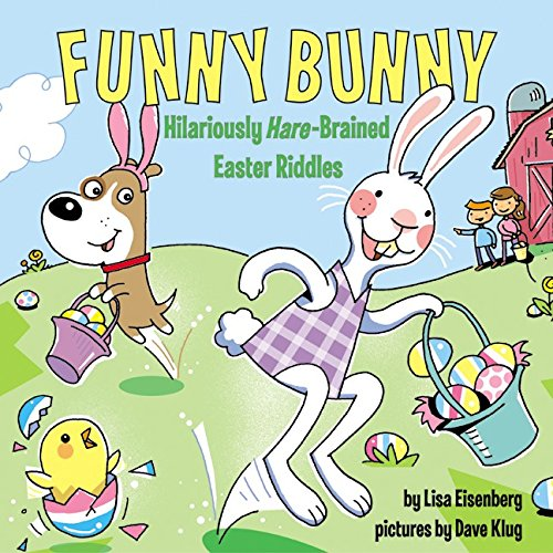 Download Funny Bunny: Hilariously Hare-Brained Easter Riddles (Riddle in the Middle) pdf epub