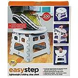 Easy Step Lightweight Folding Step Stool
